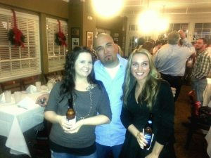 Amanda, Luis, Julie